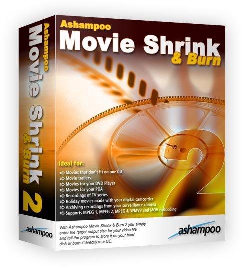 Ashampoo Movie Shrink & Burn 2 icon